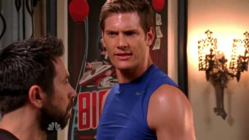 Ryan McPartlin, Chuck, Awesome