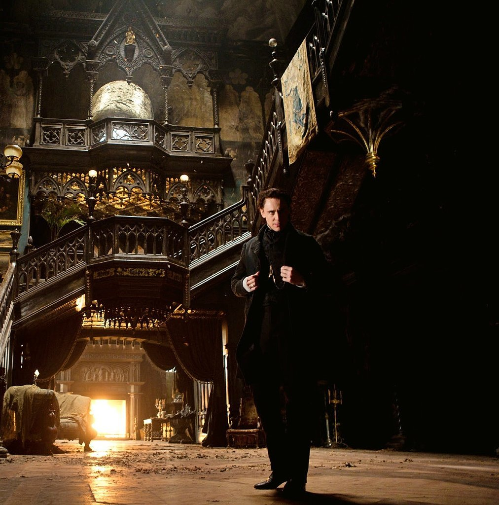Tom Hiddleston, Crimson Peak, Thomas Sharpe