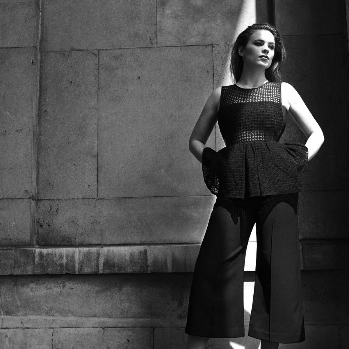 Hayley Atwell, Evening Standard