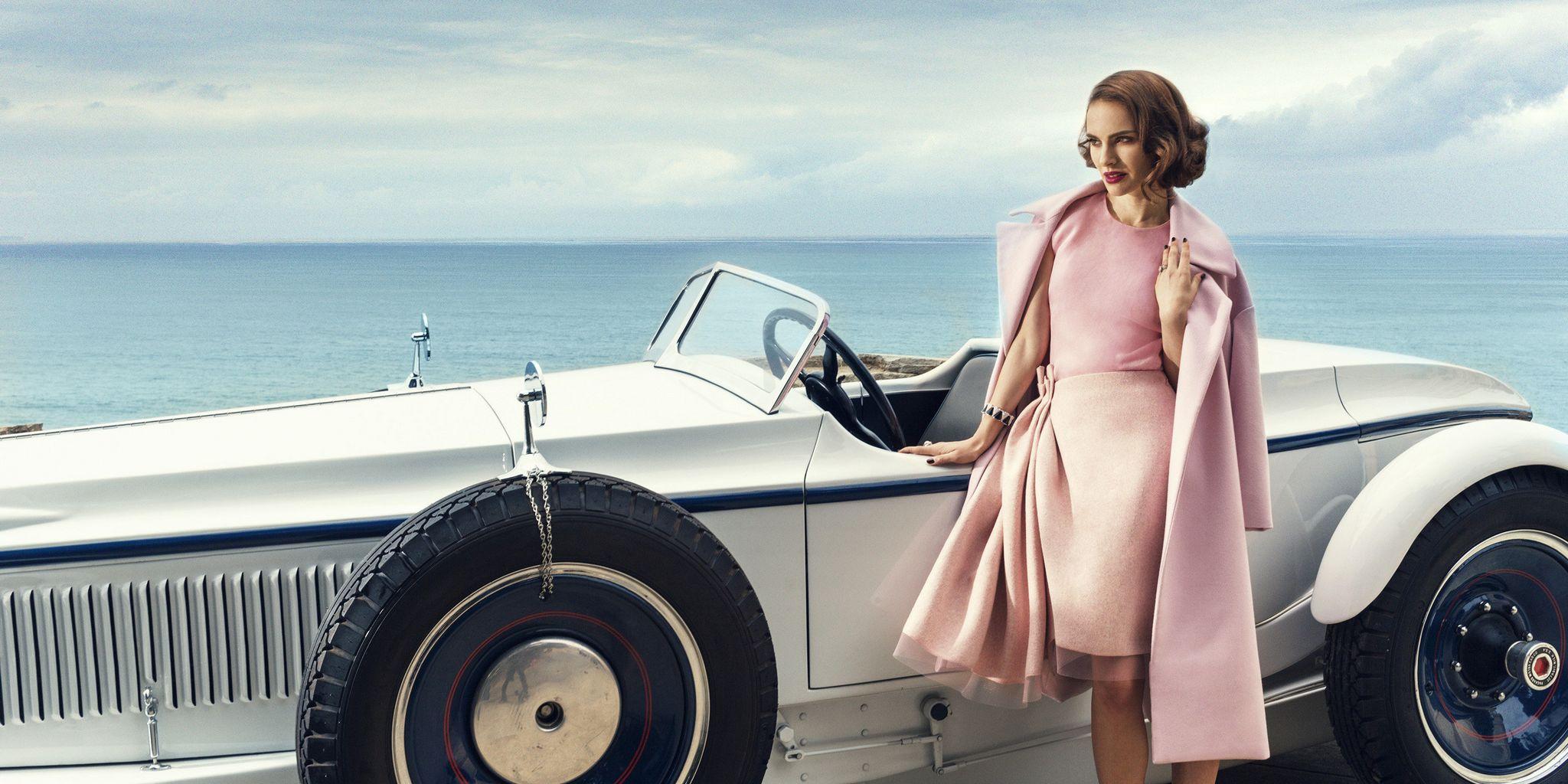 Natalie Portman, Harpers Bazaar
