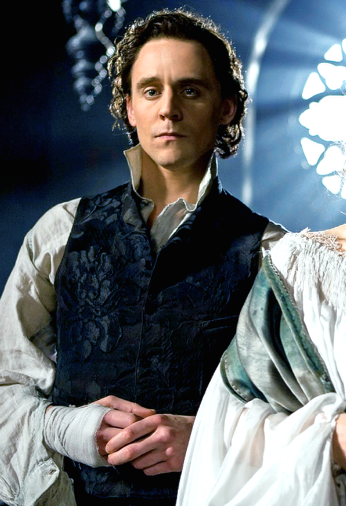Tom Hiddleston, Crimson Peak
