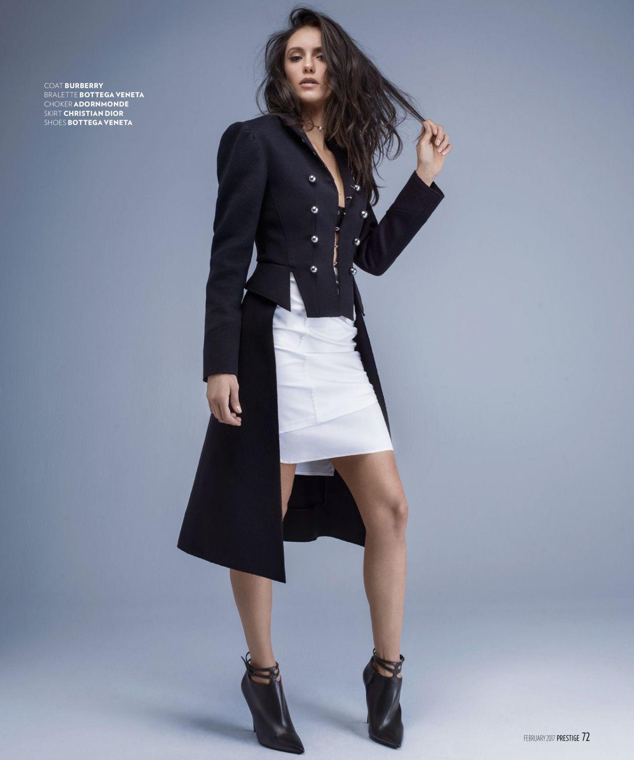 Nina Dobrev, Prestige Hong Kong