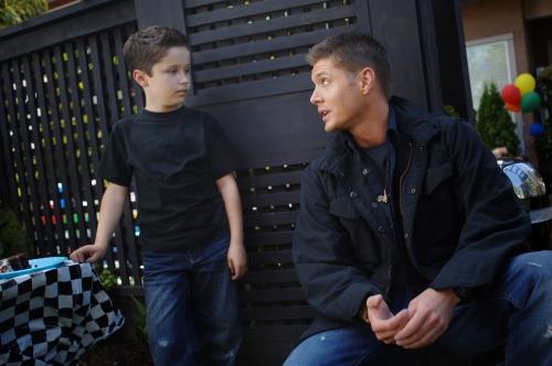 Dean Winchester, Jensen Ackles, Supernatural